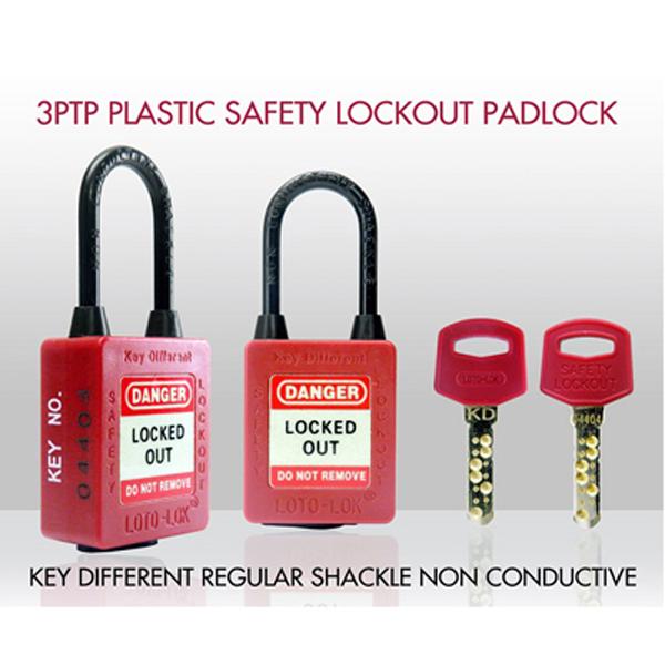 3PTPRKDMKN40 Padlock | Erataş İş Güvenliği L.T.D.