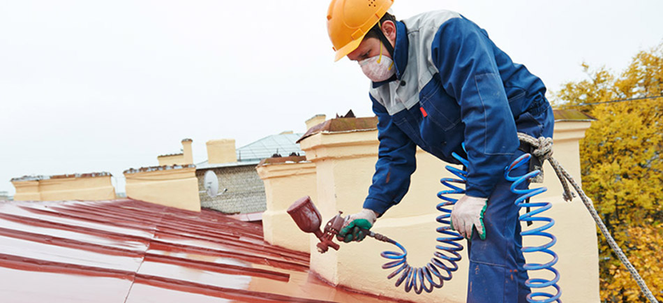 Boyama İşlerinde İş Sağlığı Güvenliği - Erataş İş Güvenliği Ekipmanları