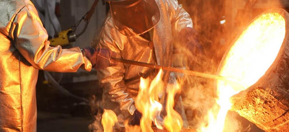 Dökümcülük İşkolunda İş Sağlığı Güvenliği - Erataş İş Güvenliği Ekipmanları