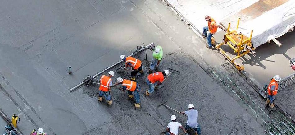 Hazır Beton Üretiminde İş Sağlığı Güvenliği - Erataş İş Güvenliği Ekipmanları