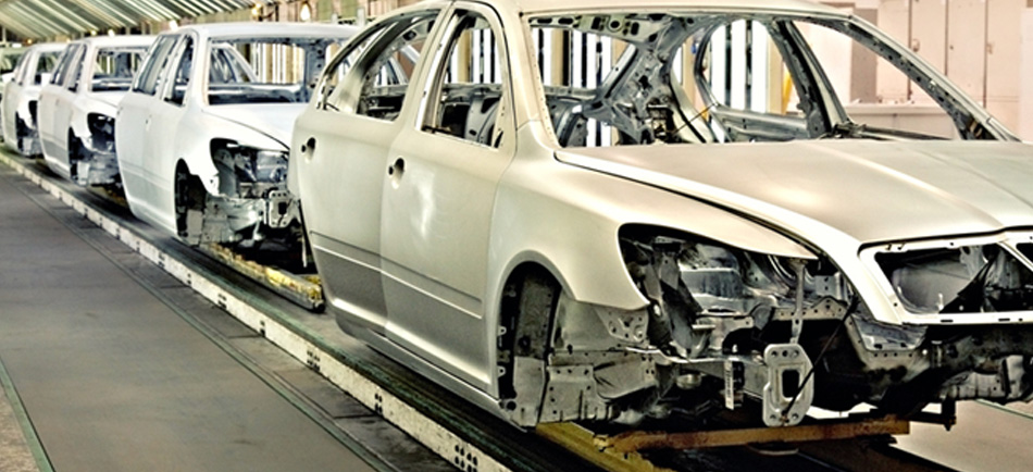 Otomobil İmalat Sektöründe İş Sağlığı Güvenliği - Erataş İş Güvenliği Ekipmanları