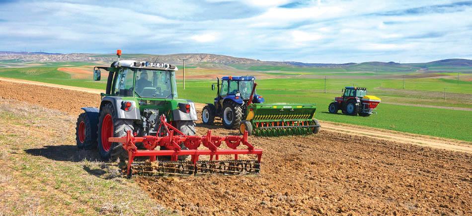 Tarımsal Makinaların Kullanımında İş Sağlığı Güvenliği - Erataş İş Güvenliği Ekipmanları
