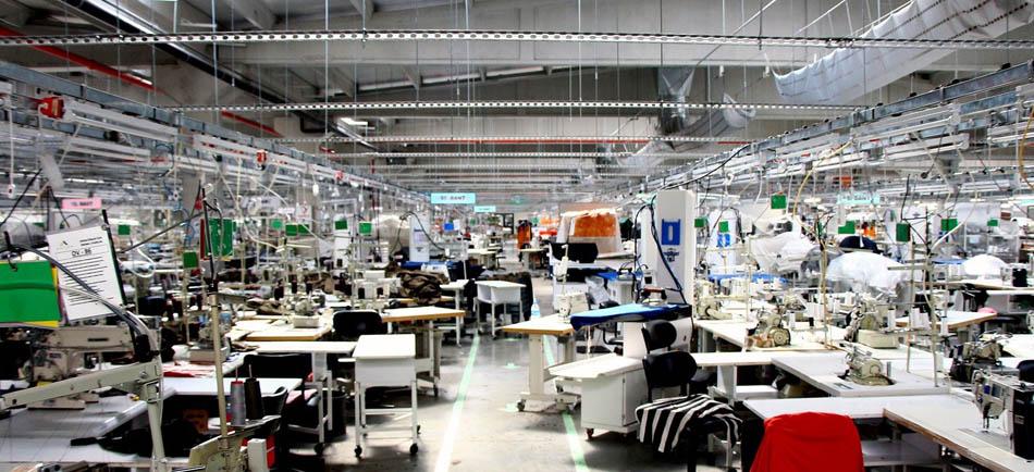 Tekstil İşkolunda İş Sağlığı Güvenliği - Erataş İş Güvenliği Ekipmanları