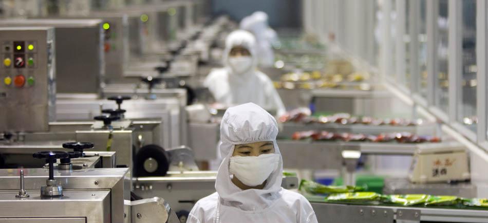Yiyecek Endüstrisinde İş Sağlığı Güvenliği - Erataş İş Güvenliği Ekipmanları